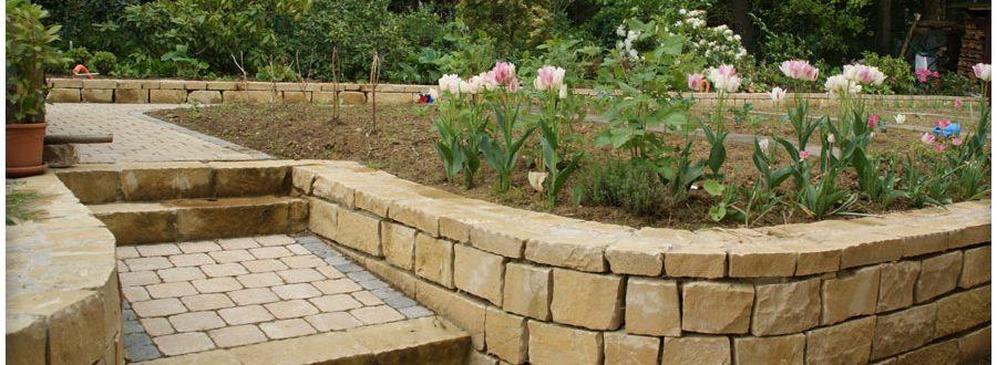Mur de Jardin Luxembourg macon paysagiste