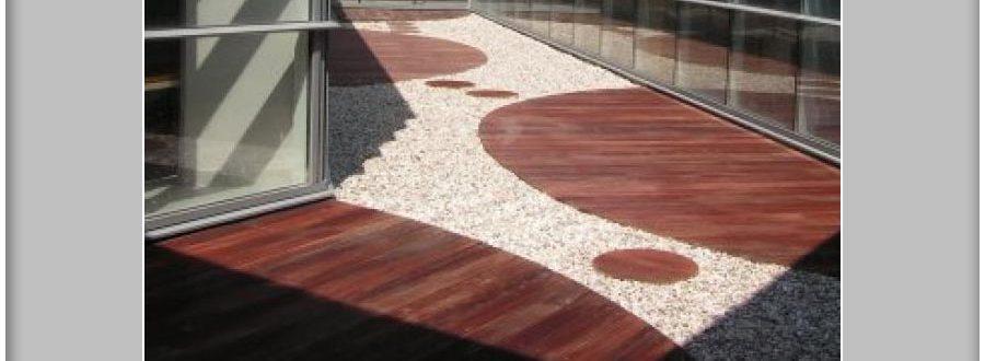 Terrasse de jardin sur mesure architecte paysagiste